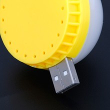 Mini USB LED Light Bulb