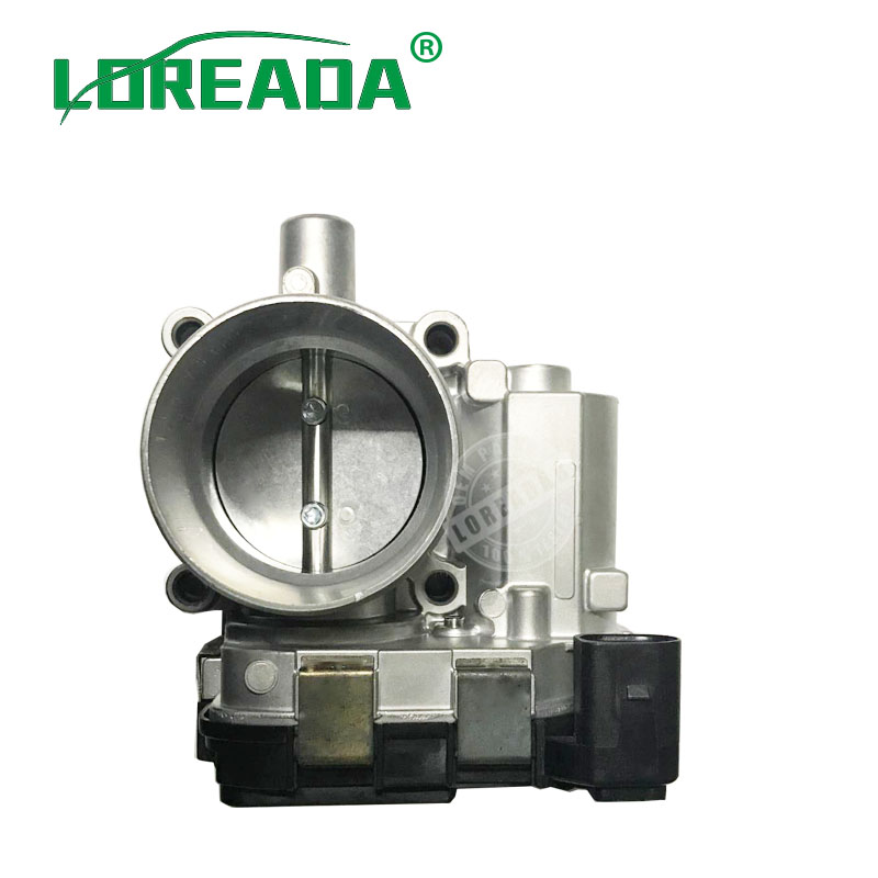52mm Newest Throttle body for Volkswagen VW Golf Skoda Jetta Bola Polo 03C133062M 03C133062Q 03C133062AB 04E133062B наклейки volkswagen vw polo