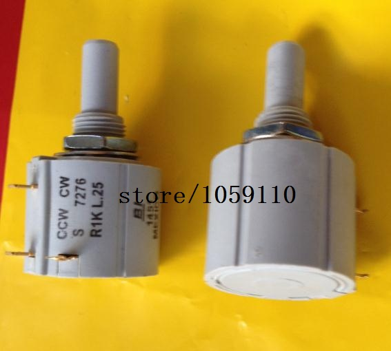 1PCS U.S. imports BI 7276 Winding multi-turn potentiometer Switch R1K 2K 5K 10K 20K 50K 100K