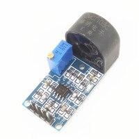 Sensor de corriente del módulo del transformador de corriente de salida activa de CA monofásica de rango 5A