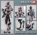 Modelo de Papel DIY Caráter Mordin Mass Effect