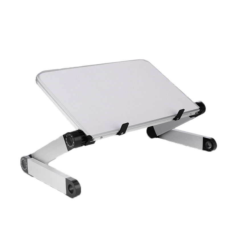 Mini Laptop Stand Table Foldable Laptop Stand Ergonomic Lap Desk For Bed Height Adjustable 360 Degree Angle Desk Bed Sofa Desk