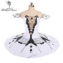 Adulto balletto classico tutu del pannello esterno Bianco paquita  professionale costume di balletto Ballerina pancake balletto cf3e80f3c60