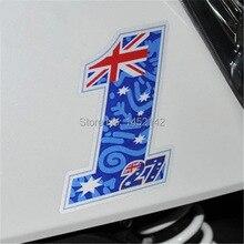 """1 шт. наклейка с надписью """"stoner"""" стикеры мотокросса N0.1 наклейка для мотогонок светоотражающие наклейки Супербайк ATV"""