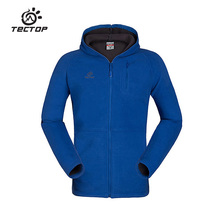 Tectop Outdoor Softshell Jacket Men Winter Jacket Women Hiking Camping Fleece Jacket Thermal Outdoor Hooded Fleece Male Female