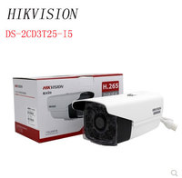 Hikvision DS 2CD3T25 I5 8MP Network mini dome security CCTV Camera POE SD card 30m IR H.265+ IP camera Security C