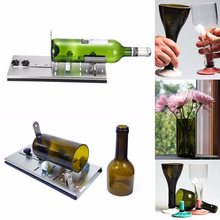 New Glass Bottle Cutter 2-10mm Aluminum Alloy Better Cutting Control Create Glass Sculptures DIY Craft Recycle Glass Cutters