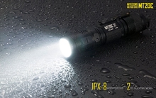 Nitecore MT20C 2015 New Portable Tactical Flashlight CREE XP-G2 R5 460 Lumens Red Light Illumination 18650 Searching Hand