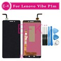 """High quality 5.0"""" For Lenovo Vibe P1m LCD Display + Touch Screen Digitizer Assembly Replacement + Tools Free Shipping"""