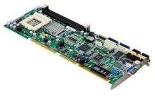New IPC Board For Intel 815 ICH2 Full size CPU Card ISA Industrial Mainboard PICMG 1.0 LAN with Socket 370 CPU  RAM PIII