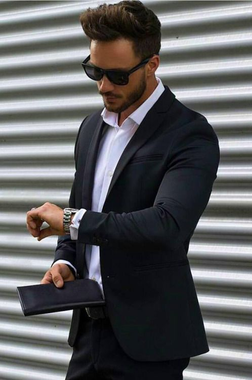 Black dress jacket 2017