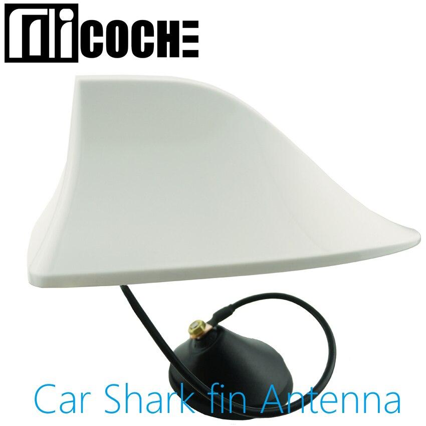 1ks SKUTEČNĚ kvalitní obraz Žraločí ploutev Rádiová anténa pro Citroen Grand C4 Picasso Auto Střešní antény Dekorace Sharkfin