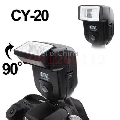 Hot Shoe Sync puerto mini flash speedlite universal para Nikon D800 D810 D610 D600 D500 para Canon 5D2 5D3 5D4 1DX 60D 6D