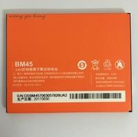 Original Battery BM45 For Xiaomi RedMi Note 2 Red Rice Hongmi Note2 Bateria Replacement Lithium Battery