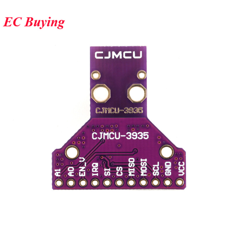 Image 5 - AS3935 Sensor Digital Lightning Sensor Module Strikes Thunder Rainstorm Storm Distance Detection SPI I2C IIC InterfaceIntegrated Circuits   -