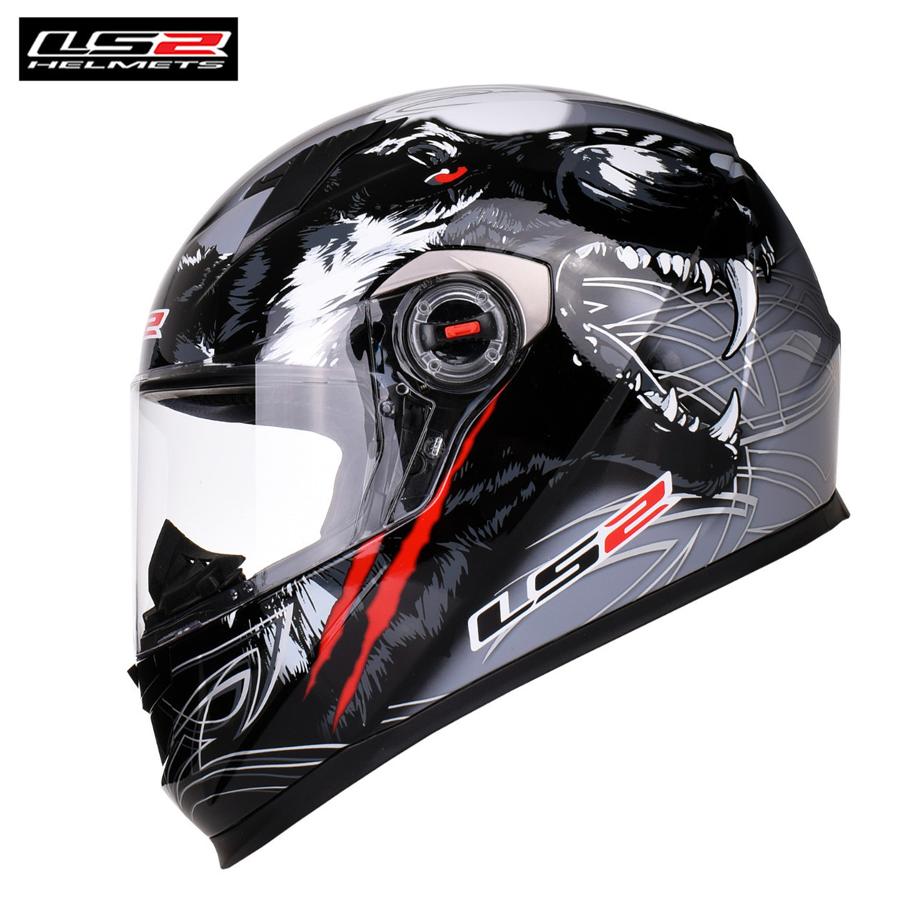 Capacete LS2 Motorcycle Helmet Full Face FF358 Racing Casco Moto Casque Motor Helm Many Colors original ls2 ff358 full face motorcycle helmet hjelm helma capacete casque moto ls2 high quality helm ece approved no pump