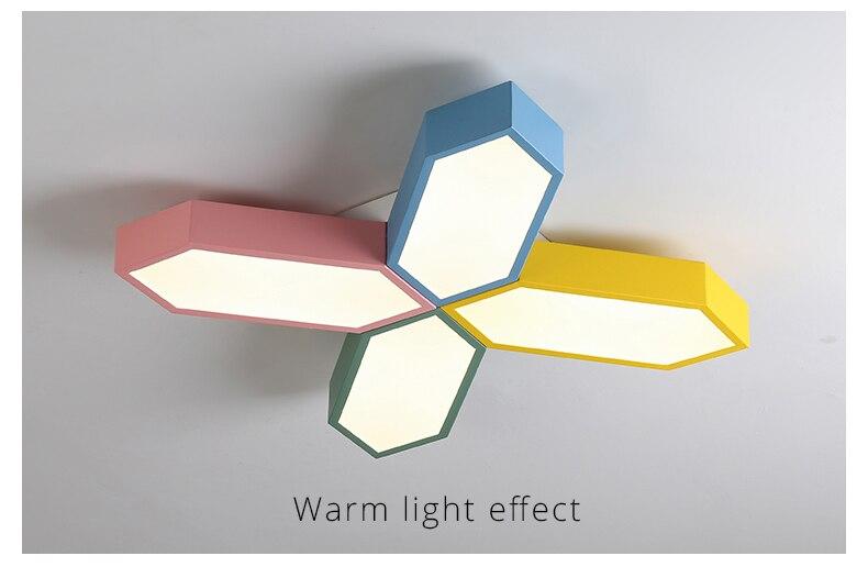 DX Kids Toy Brick Led Ceiling Lights (7)