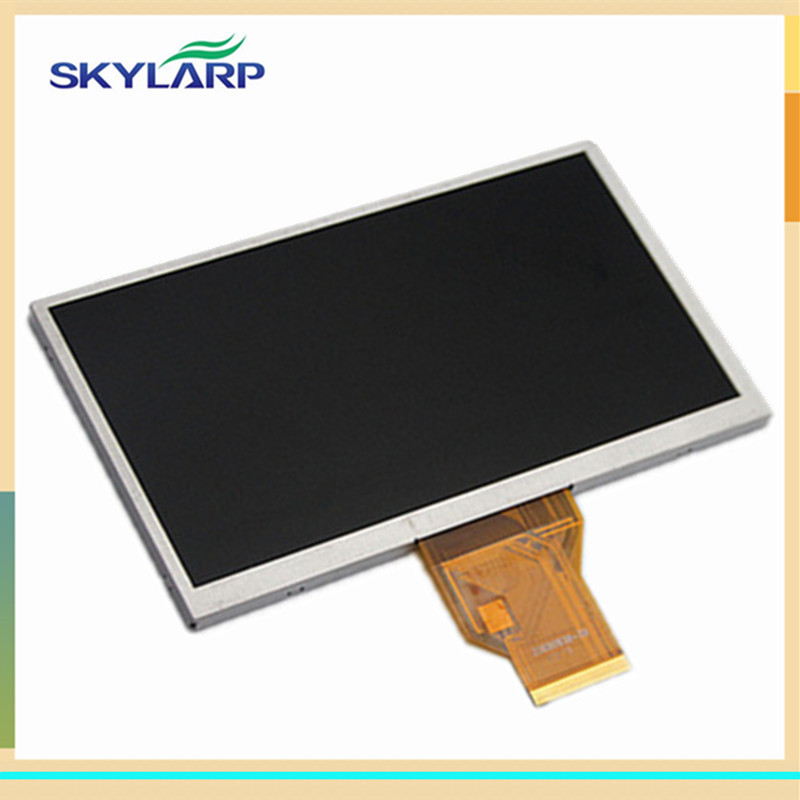 skylarpu 6.5 inch TFT Car GPS LCD screen for AT065TN14 LCD display screen panel (without touch) Free shipping without touch panel screen lcd display for pocketbook inkpad 840 free shipping