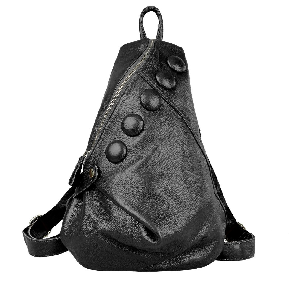 ZENTEII Women Soft Cow Leather Backpack zenteii women faux synthetic leather pu backpack
