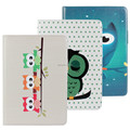 Owl Pattern Leather Case for Samsung Galaxy Tab 3.10.1 p5200 +Free Screen Protector