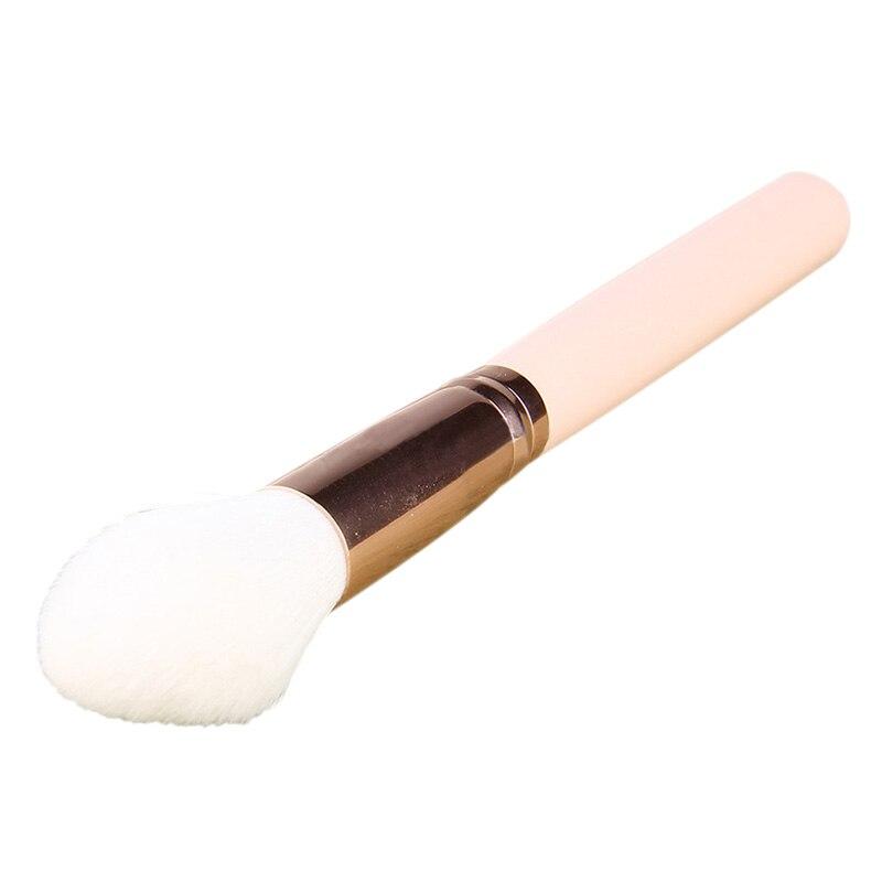 Beautiful Gujhui 1 Piece Pro Soft White Hair Makeup Brush Foundation Powder Blush Contour Concealer Makeup Brush Hottest Makeup Tools & Accessories