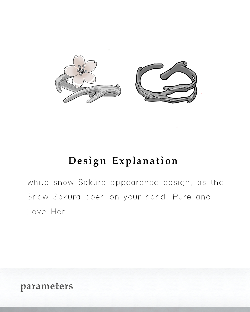 HTB1f8j7KkSWBuNjSszdq6zeSpXag Thaya White Cherry Blossom Silver Ring s925 Silver Natural Pearl Shell Flower Branch Rings for Women Elegant Ladies Jewelry