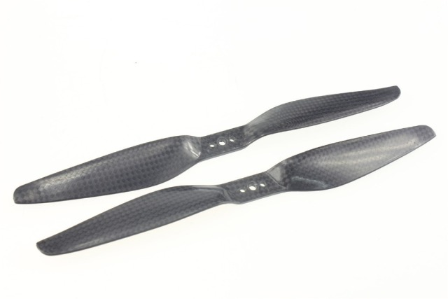 9x5.5 T Series 3K Carbon Fiber Propeller CW CCW 9055 CF Prop Prop For Tiger  Multicopter Quadcopter FPV DIY F06788 10