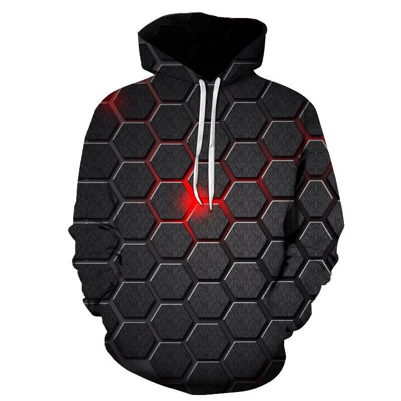 NEW Hot Sale 3D Printed Hoodies Men Women Hooded Sweatshirts Harajuku Pullover Pocket Jackets Brand Quality Outwear Tracksuits-in Hoodies & Sweatshirts from Men's Clothing on AliExpress - 11.11_Double 11_Singles' Day 1