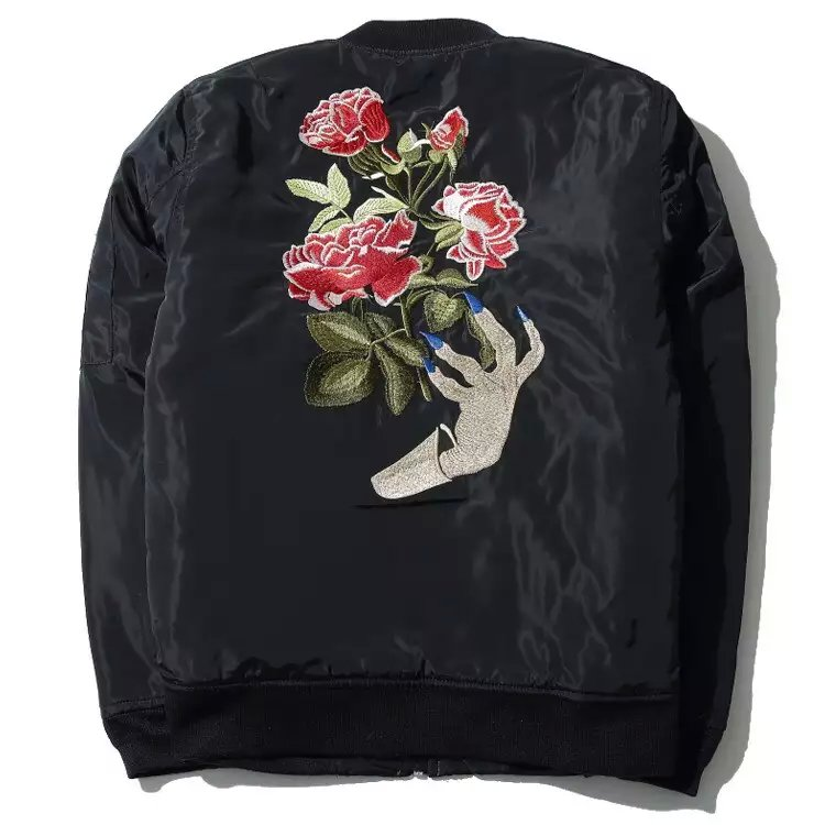 MA1 Bomber Jacket Tide Brand Undercover Ghost Hand