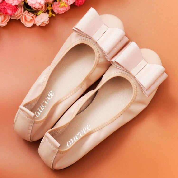 Genuine leather summer font b women b font flats shoes female casual flat shoes font b