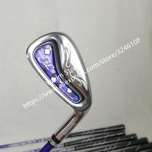 2018 New women Golf clubs Maruman FL III irons  Graphite shaft Free shipping