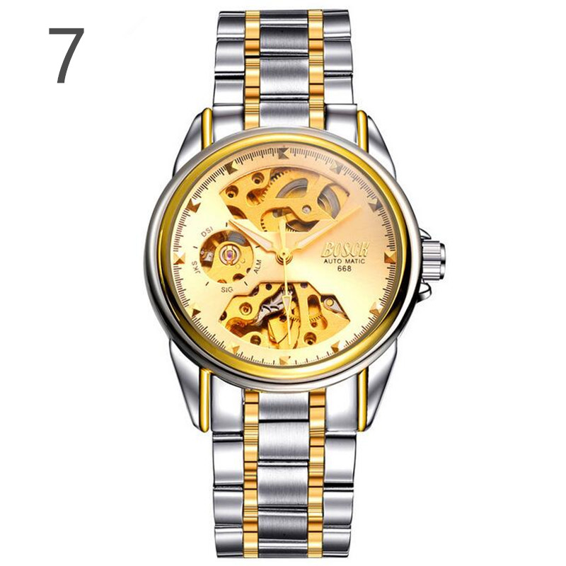Men's fashion luxury business quartz watch, fine workmanship.77 цена и фото