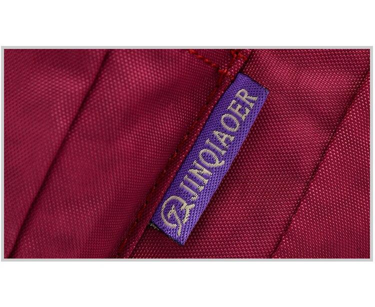 HTB1f8labzzuK1RjSspeq6ziHVXa4 Nylon Women Backpack Natural School Bags for Teenager Casual Female Preppy Style Shoulder Bags Mochila Travel Bookbag Knapsack