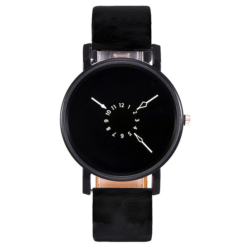 Luxury Women Watches Minimalism Simple Style Watch Casual Quartz Leather Band Wristwatch Neutral Lover Watch Gift Reloj Mujer #c