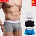 Soutong Brand Men Underwear Boxers Shorts Cotton Men Boxers Solid Men Soft Underpants Underwear Masculina Cueca Boxers Men