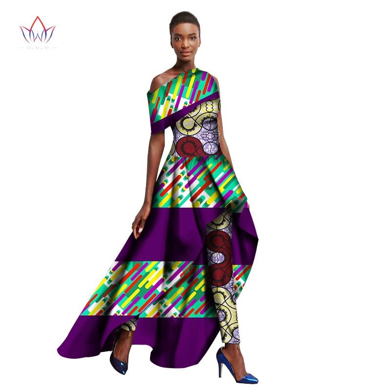 2019 Printemps Ankara Fashions Vêtements africains traditionnels - Vêtements nationaux - Photo 2