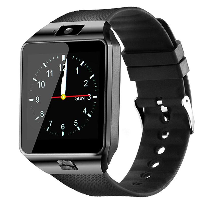 MOCRUX Montre Montre Smart Watch Hommes SIM TF Carte Bluetooth Notefication Rappel Mode D'affaires Montres de Sport Pour Femmes Android IOS