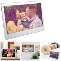 11.6Inch Digital Photo Frame IPS Screen 1920*1080 Metal Photo Frame Electronic Clock Calendar for birthday wedding Gift