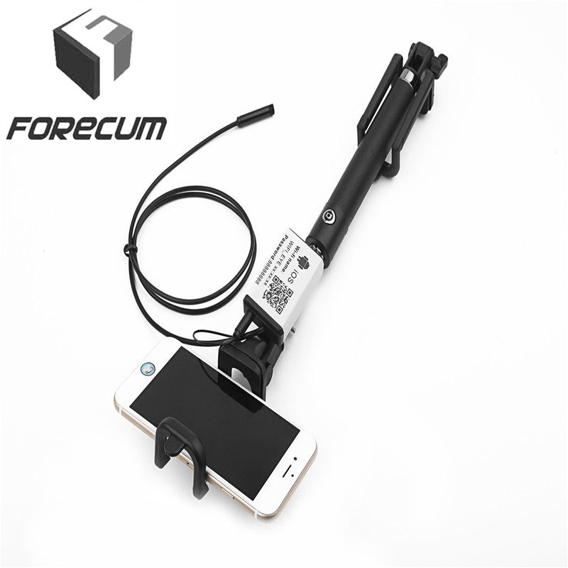 FORECUM 7mm Lens Waterproof IOS Android Endoscope 1m/3.5m/5m/ Cable USB Wifi Endoscope Camera Mini Inspection Camera Handheld платье женское bezko платье женское