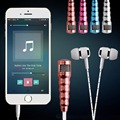 3.5mm Mini Home KTV Singing Karaoke Microphone Mikrafon mikrofon with Earphone For Mobile Phone