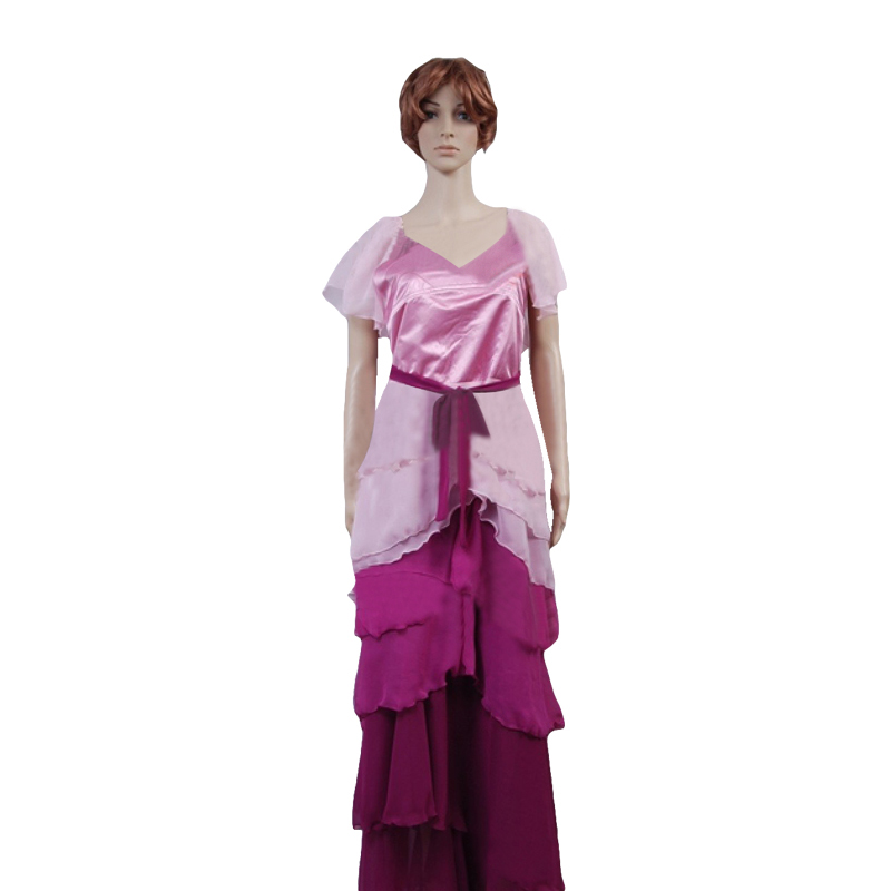 Hermione Granger Yule Ball Gown Dress Cosplay Costume Full Sets-in ...