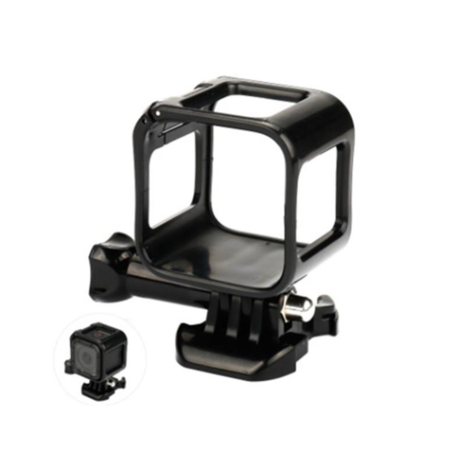 Bakeey Protective Case Mount for GoPro Hero5/4 Session Sports Action Camera Standard/Low Angle Accessories Material ABS