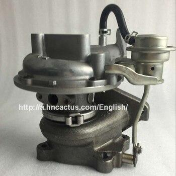 Turbocompresseur RHF4H 14411-VK500 14411 VK500 turbo pour NISSAN Frontier Navara 2.5L x-trail 2.2L 2002-MD22 YD22ETI