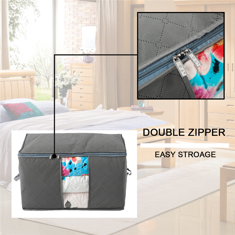 TTLIFE New Hot-selling underwear travel baby Storage Bags clothing organizer system Non-Woven Fabric Foldable Package 1 piece