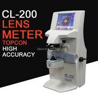 Topcon CL-200 디지털 렌즈 미터 렌즈 미터 focimeter 자동 측정기 컬러 스크린; 성격 작업 화면