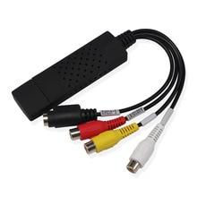 Card-Adapter VHS Video-Capture TV USB AV DVD Audio for Computer/cctv-Camera Usb-2.0