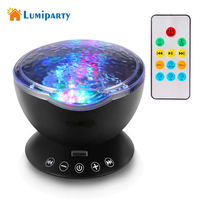 Amazing Romantic Colorful Aurora Sky Holiday Gift Cosmos Sky Master Projector LED Starry Night Light Lamp