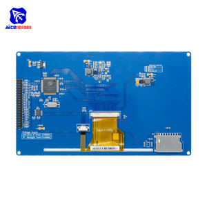 """Diymore 7 """"TFT LCD Bildschirm 800x480 SSD1963 Touch PWM AVR PC Controller Modul für Arduino Raspberry Pi"""