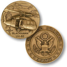 quality Blackhawk coins Custom