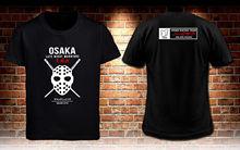 2019 Funny Double Side Black T-Shirt No Good Racings Osaka Late Night Warriors Jdm Men'S Tshirt S To 3Xl Unisex Tee проза 2018 12 10t20 00